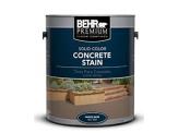 BEHR PREMIUM® Solid Color Concrete Stain