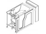 XTW5332 Walk-in-Tub