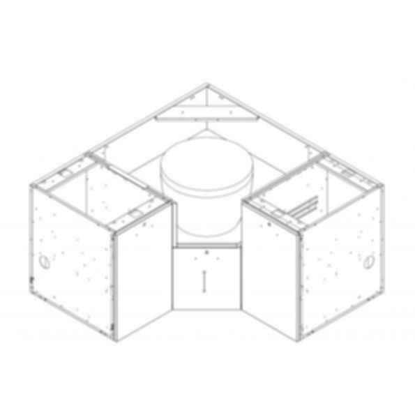Corner Base Cabinets