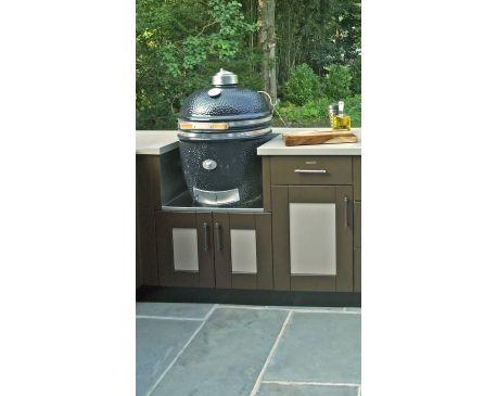 Saffire Charcoal-Fired Smoker Grill