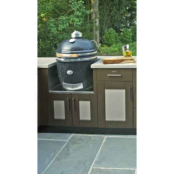 Saffire Charcoal-Fired Smoker Grill