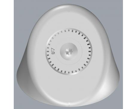 Delta Wallmount Showerhead Complete 063196A