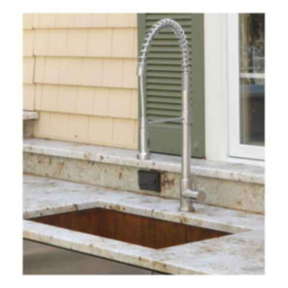 Danver's Outdoor Sinks & Faucets