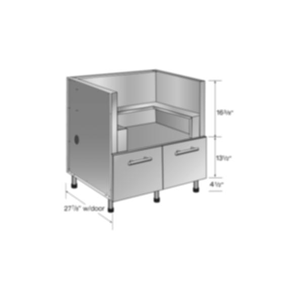 Power Burner Cabinets