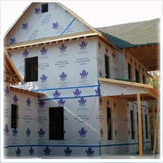 Rex wrap plus housewrap for Sheathing house wrap