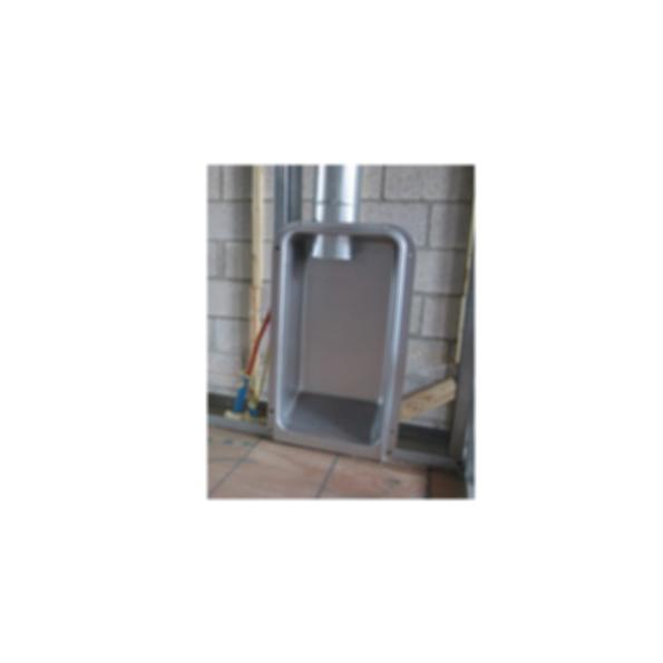 Model 425 Dryerbox - 2x6 wall