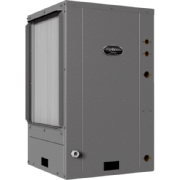 Hydron Single Stage Compact Vertical Packaged Geothermal System