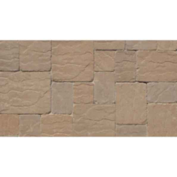 Golden Tan Slatestone Pavers