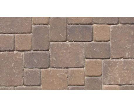 tan brown canyon cobblestone pavers - Cobblestone Pavers