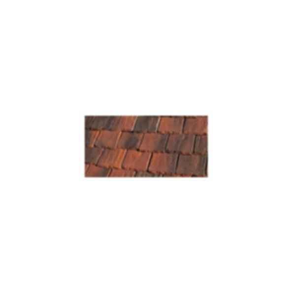 Rustic Colonial Flat Shingle Tile