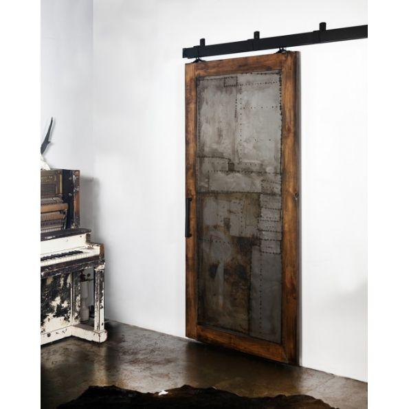 Ste&unk Scrap Metal Door  sc 1 st  Modlar & Steampunk Scrap Metal Door - modlar.com