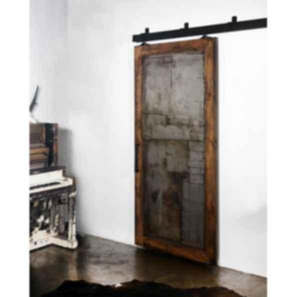 Steampunk Scrap Metal Door