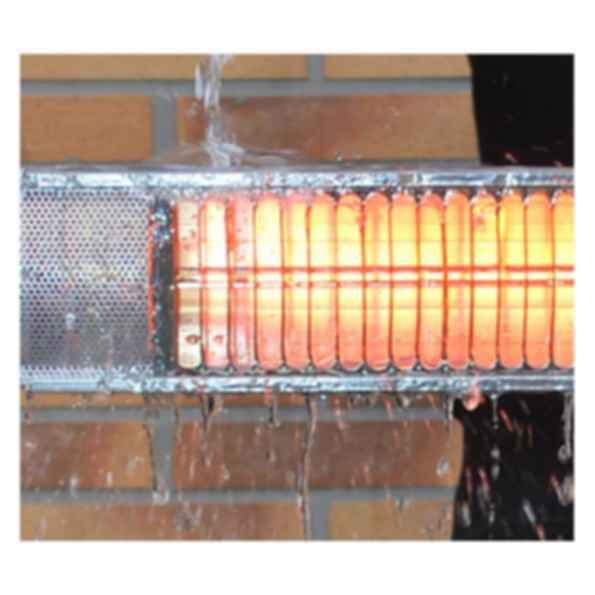 Aura MW Series Outdoor Heater