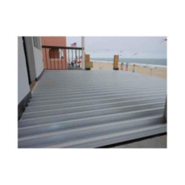 DryJoistEZ Structural Deck Drainage System