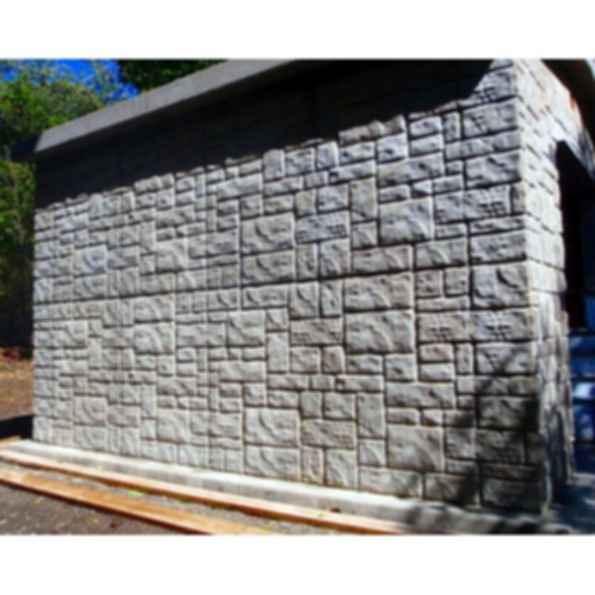 Ashlar Stone Concrete Forms