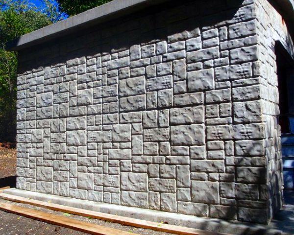 Ashlar Stone Concrete Forms Modlar Com