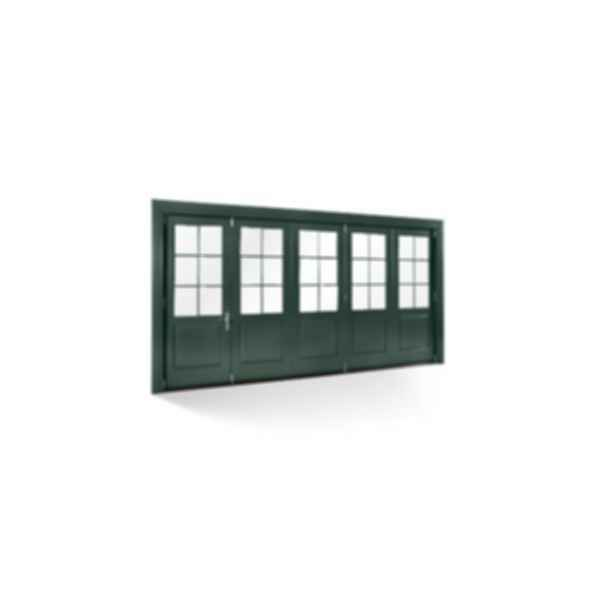 Weather Shield Premium Series Bi-fold Door