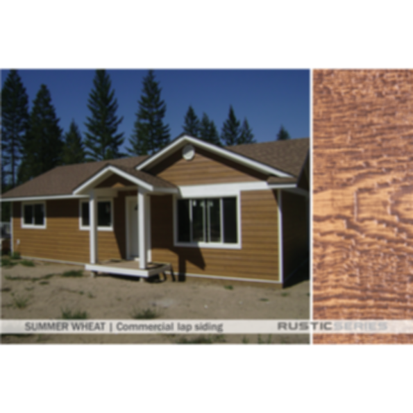 RusticSeries Wood Siding