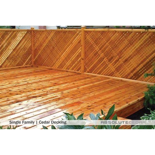 AbsoluteDeck Wood Decking