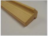 Interior Wood T-Astragal 1-3/8 inch