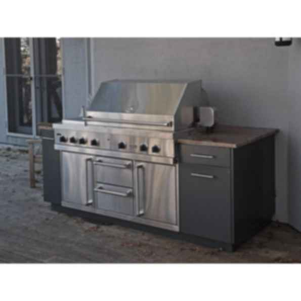 Extra Depth Appliance Base Cabinets (for Viking products)
