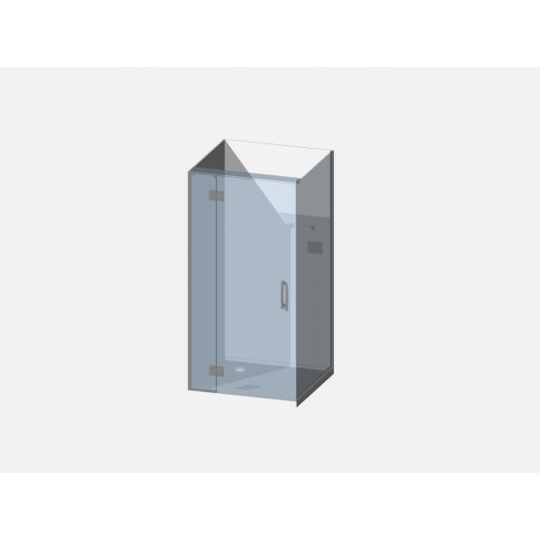 Showerwell Lucida SMC Shower Combo - SMCSTTENR99