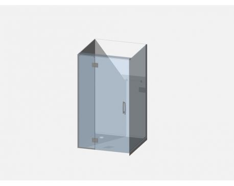 Showerwell Lucida SMC Shower Combo - SMCSTTENR11