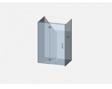 Showerwell Lucida SMC Shower Combo - SMCSTTENR129