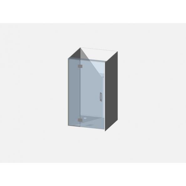 Showerwell Lucida SMC Shower Combo - SMCSTTEN11