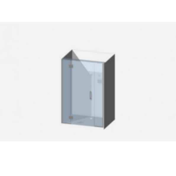 Showerwell Lucida SMC Shower Combo - SMCSTTEN129
