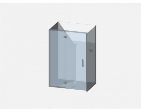 Showerwell Sterling SMC Shower Combo - SMCSTERR129