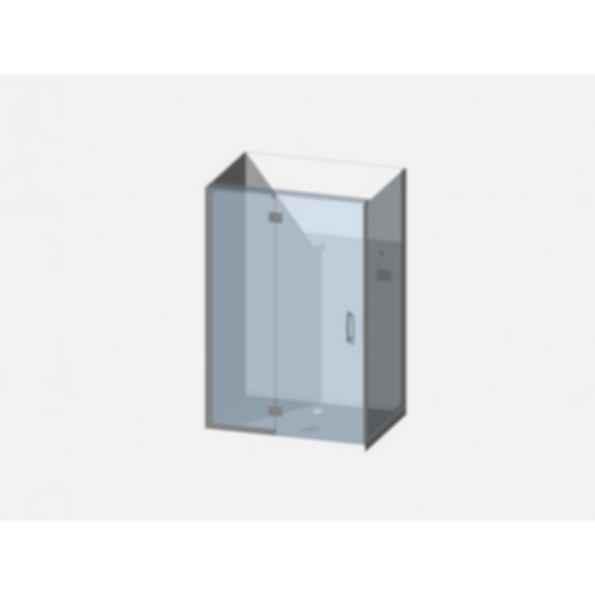 Showerwell Sterling SMC Shower Combo - SMCSTERR129