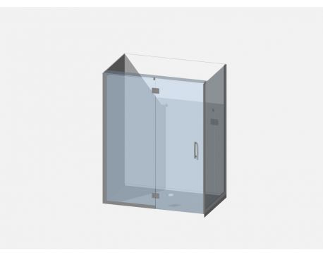 Showerwell Sterling SMC Shower Combo - SMCSTERR149