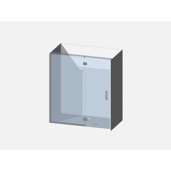 Showerwell Sterling SMC Shower Combo - SMCSTER169