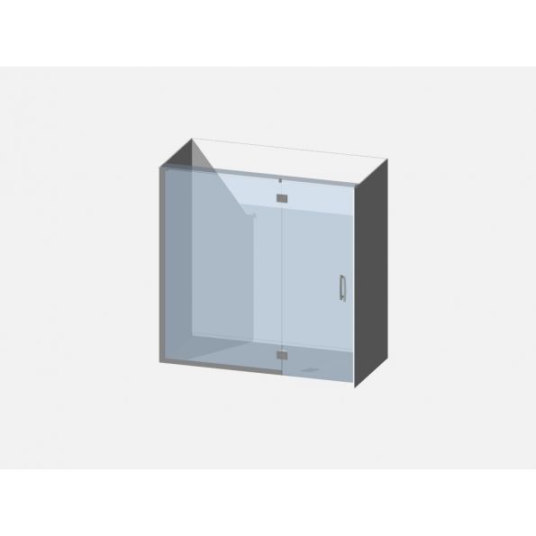 Showerwell Sterling SMC Shower Combo - SMCSTER189