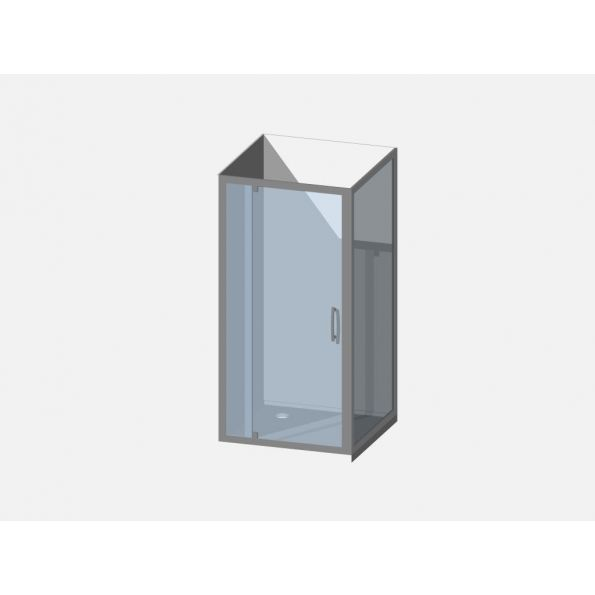 Showerwell Beta SMC Shower Combo - SMCOPPCR99