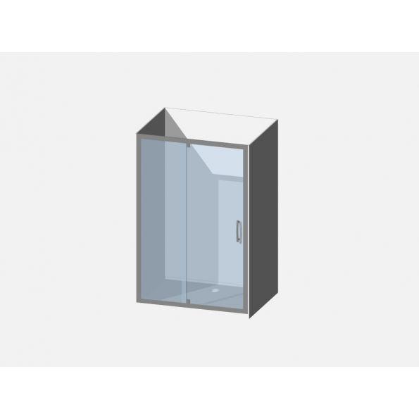 Showerwell Beta SMC Shower Combo - SMCOPPC129