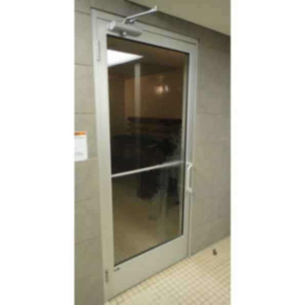 Amerec Commercial Steam Doors