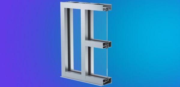 Yes 40 Fs Commercial Storefront Framing System Modlar Com