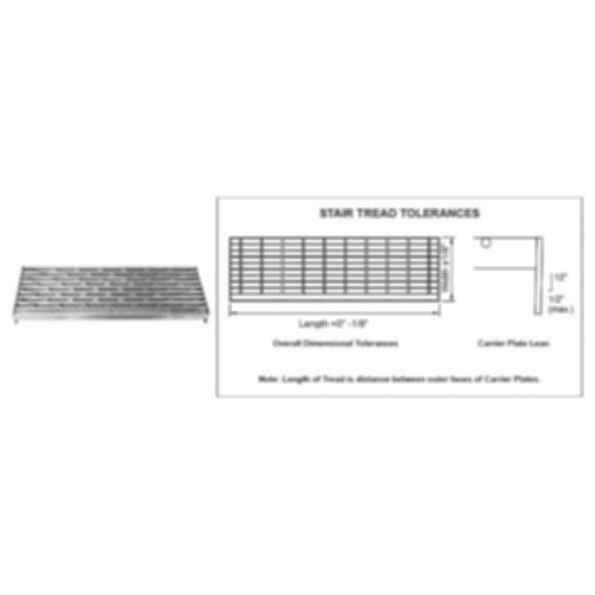 Aluminum Stair Treads