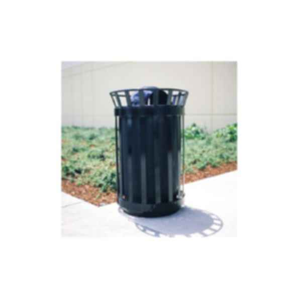 Wenatchee Trash Receptacles