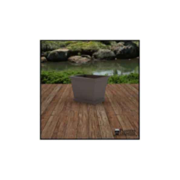 Laguna Tapered Premier Composite Commercial Planter