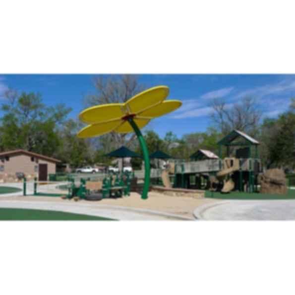 Swing High Playground