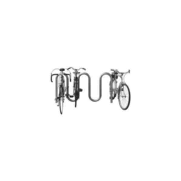 Ribbon Bike Rack