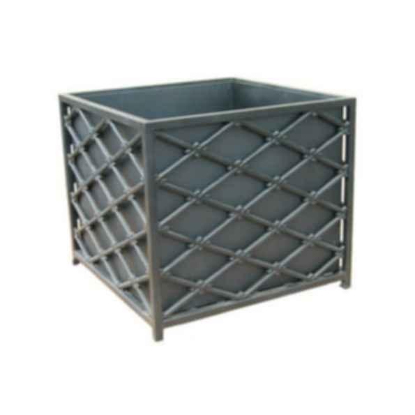 566SF-PL Decorative Steel Planter