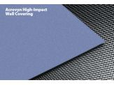 ".075"" Acrovyn® High Impact Wall Covering"