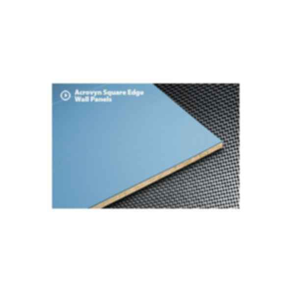 C/S Acrovyn® Square Edge Wall Panels