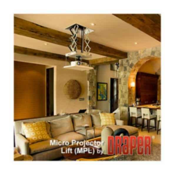 Draper Micro Projector Lift