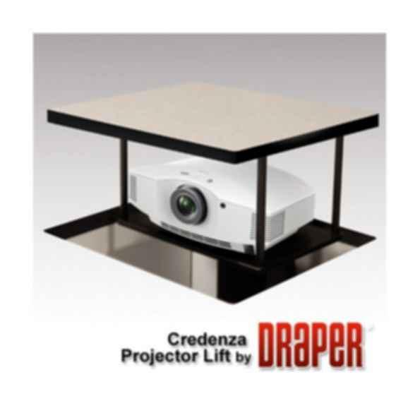 Credenza Projector Lift