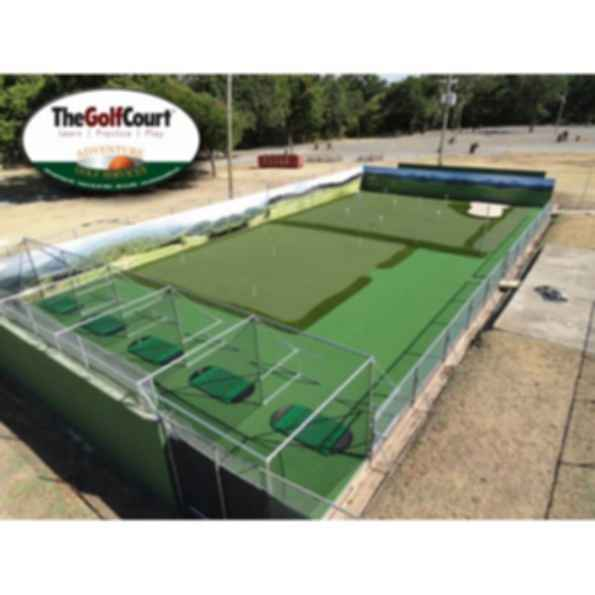 TheGolfCourt Golf Practice Center